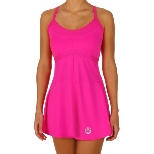 BIDI BADU Luna Tech Dress Women - Pink