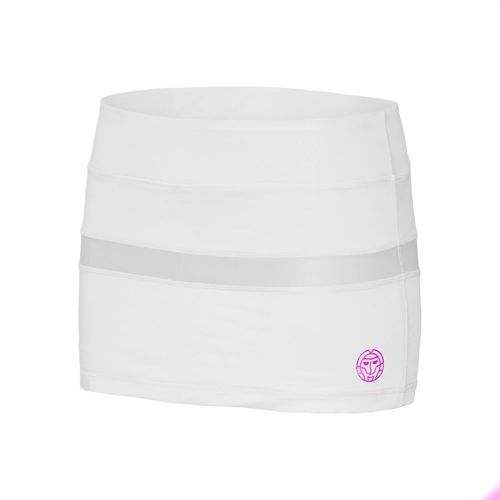 BIDI BADU Ines Tech Skirt Women - White