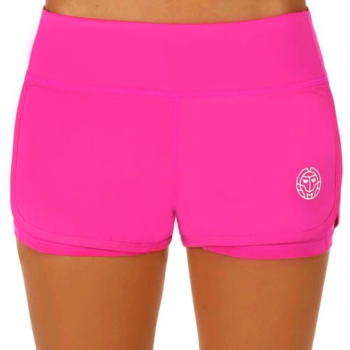 BIDI BADU Kady 2in1 Tech Shorts Women - Pink