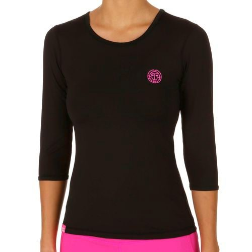 BIDI BADU Ines Tech Long Sleeve Women - Black