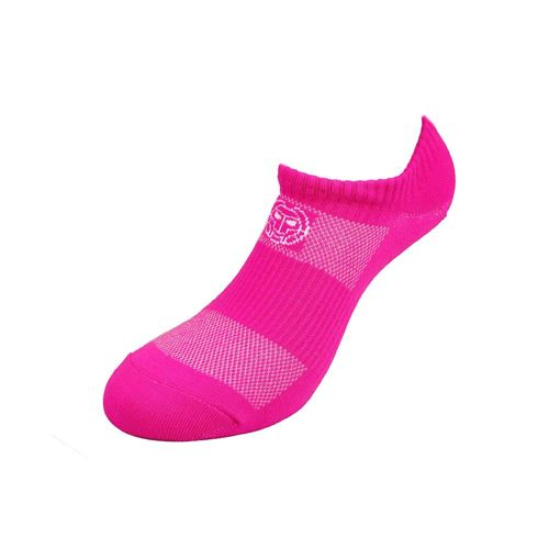 BIDI BADU Harper No Show Tech Sports Socks - Pink