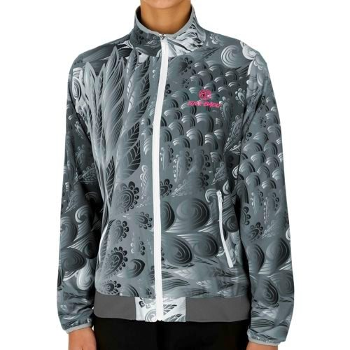 BIDI BADU Liza Tech Training Jacket Women - Grey, Black