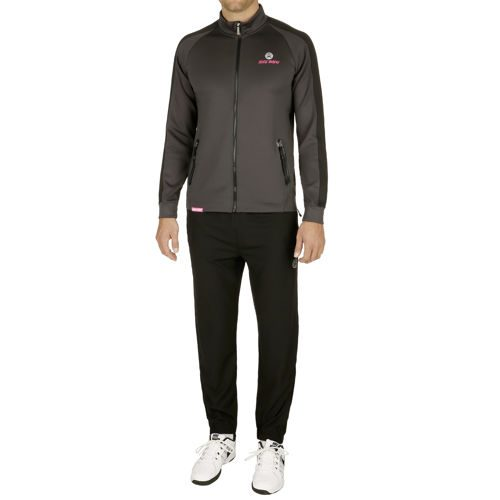 BIDI BADU Mason Tech Tracksuit Men - Black