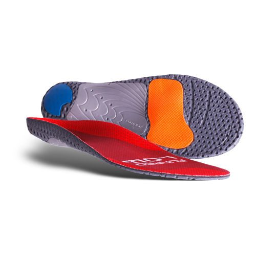 currex RUNPRO Low Insoles - Red